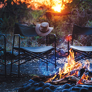 Top 5 Camping Spots